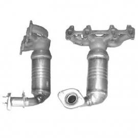 Katalysator Ford Fiesta / Ka 1.3I (PR-1016)