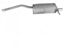 Einddemper Dacia Duster