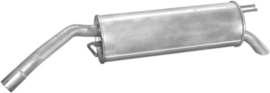 Einddemper Fiat Stilo 1.6 16V