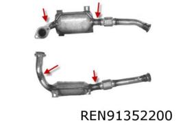 Renault Katalysatoren