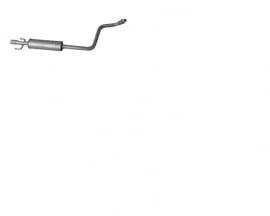 middendemper Toyota Yaris 1.3 16V
