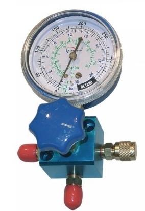 Drukmeter voor R407c