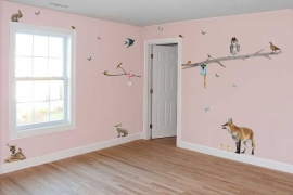 Wall decal Animals XL
