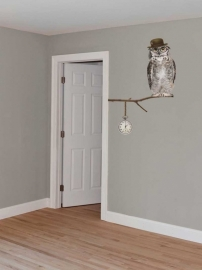 Wall Decal Mr. Owl
