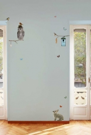 Wall decal Forest animals