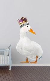 Wall decal King Goose