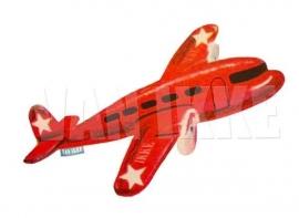 Vliegtuig rood