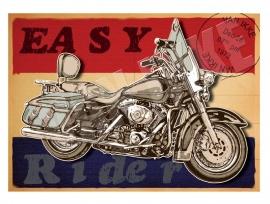 Iron-on Easy rider