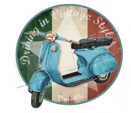 Vintage-Scooter XS
