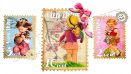 Postzegels VAN IKKE