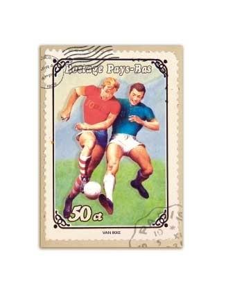 Kaart voetbal