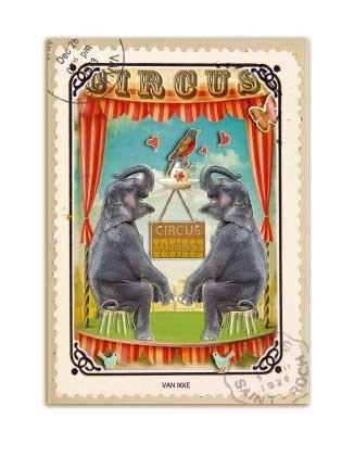 Kaart circus