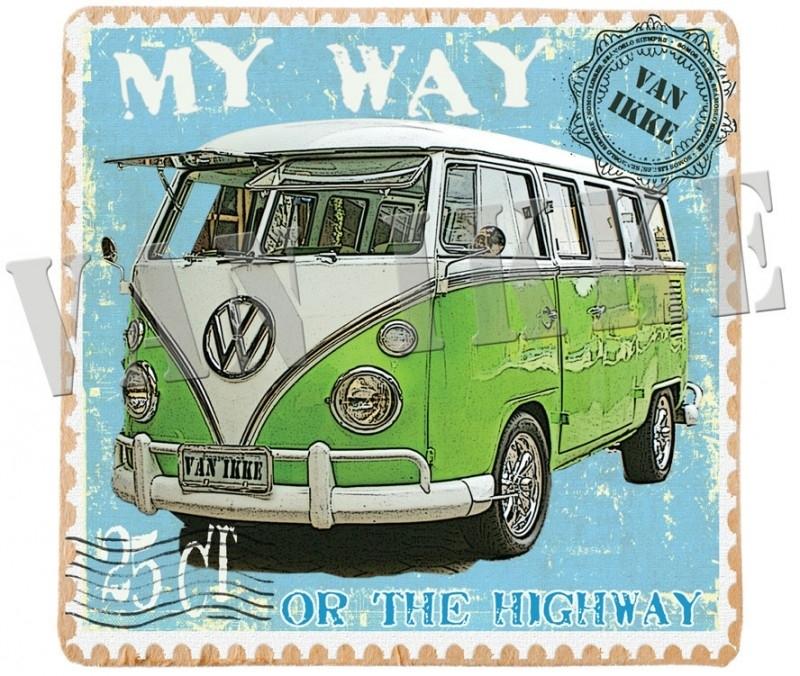Bus Groen