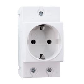 Modulair stopcontact