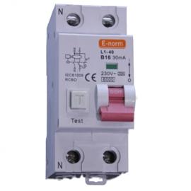 Aardlekautomaat 2P 20A-C-30mA