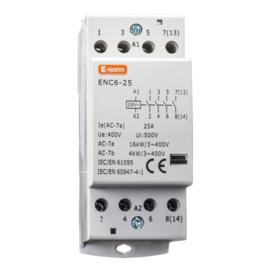 Installatie-relais 4P 25A