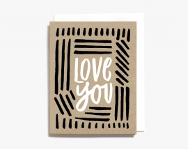 Greeting card |  Love You