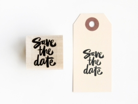Stempel Save the date