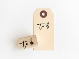 Stamp | To do