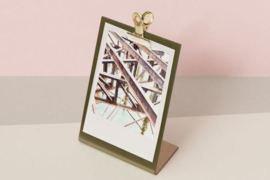 Clipboard Goud Frame Small
