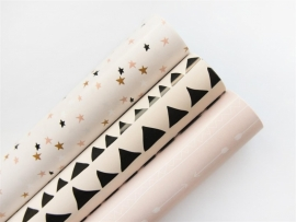 Wrapping paper set | Sweet gifts