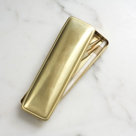 Pen case | Brass