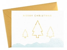 Greeting card | Merry Christmas