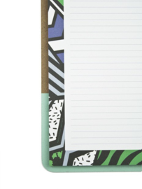 Notepad A5 - The Patchwork