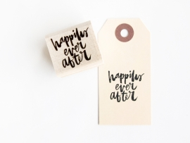 Stamp | Happily ever after