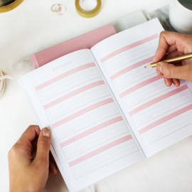 Jo&Judy Financiën planner - goud