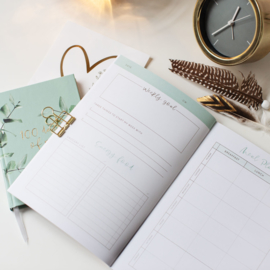 Jo&Judy Mindfulness Planner