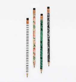 Writing pencils, set of 12 | Folk