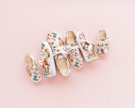 Rifle x Keds Everyday Champion Sneaker - Lively Floral White