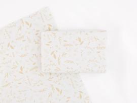 Dreamkey x Mevr. Knot X-mas | Inpakpapier Leaves