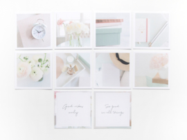 Inspiration cards | Sweet Mint