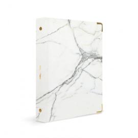 Mini binder | Marble