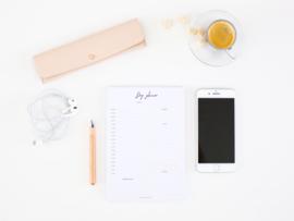 Dagplanner notepad A5