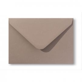 Vintage envelop C6 | Zandbruin