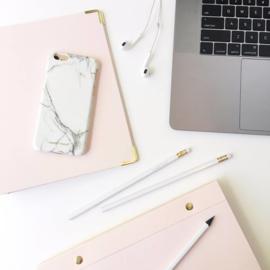 Mini binder - Blush
