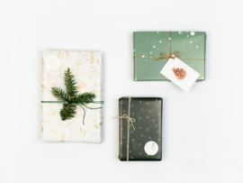 Dreamkey x Mevr. Knot X-mas | Wrapping paper set of 3