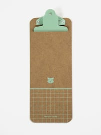 Clipboard | Mint grid