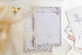 Notitieblok A5 'Daily Planner'