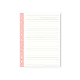 Mini paper filler - blush