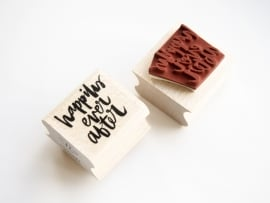 Stempel Happily ever after