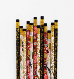 Writing pencils, set of 12 | Modernist