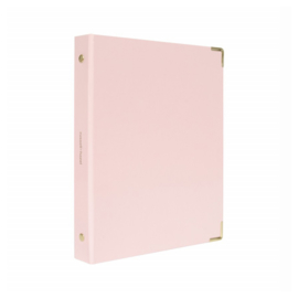 Mini binder - Blush