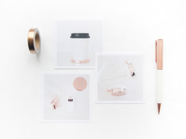 Inspiration cards | Copper