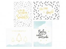 Christmas card | Set of 8