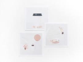 Inspiratiekaartjes - Copper