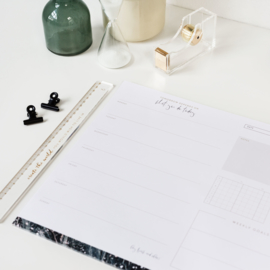 Jo&Judy Weekplanner blue